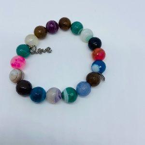 Sydney Evan Multi-coloured quartz bracelet